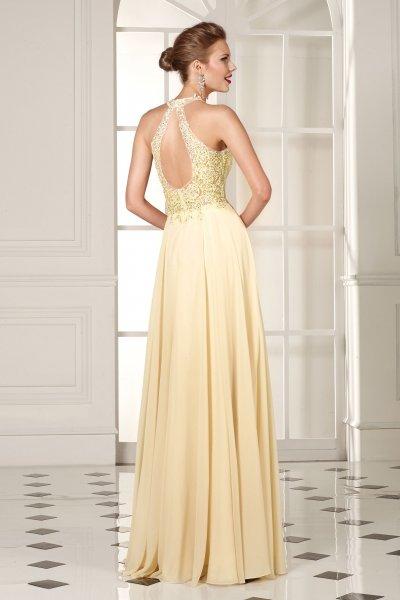 Vestido SUSANNA RIVIERI Amarillo 308128