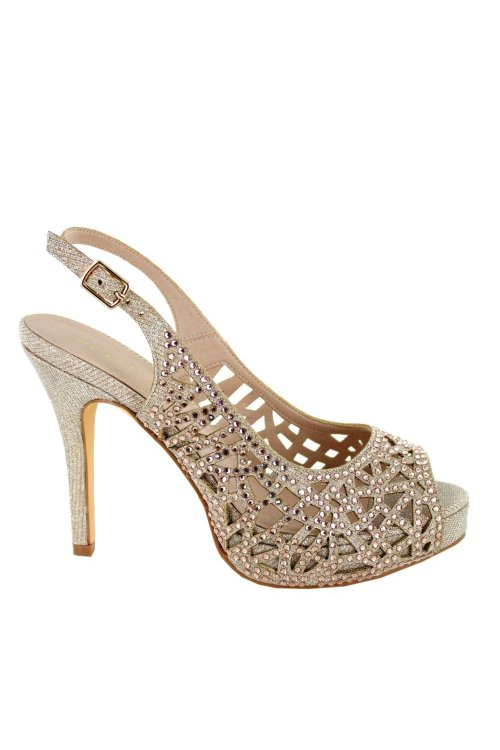 Zapato MENBUR Vendaso Beige 020258