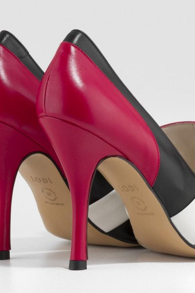 Zapato LODI Volea Rojo