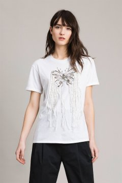 Camiseta TWINSET Mariposa 191tp2600