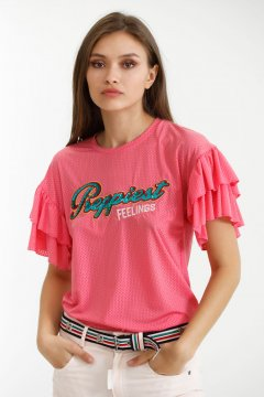 Camiseta HIGHLY PREPPY Preppiest 9663
