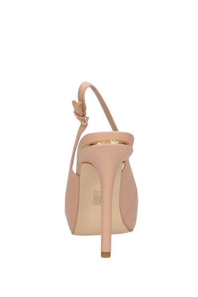 Zapato GUESS Nude Peep Toe FL6HRLLEA07