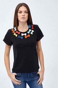 Camiseta LOLITAS Lazos Multicolor 19S234