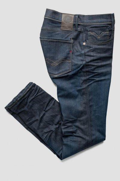 Jeans REPLAY Anbass Resinado Hyperflex M914 661 519
