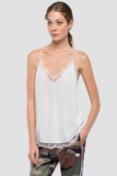 Top REPLAY Lencero Crudo Modal W3246 .000.22680
