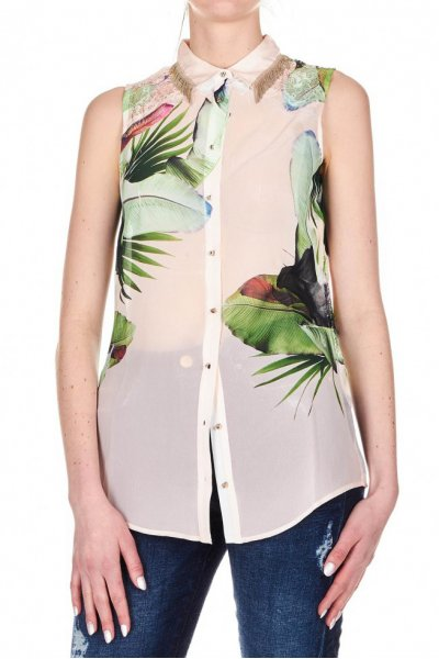 Camisa GUESS Clouis W92H79W70Q0