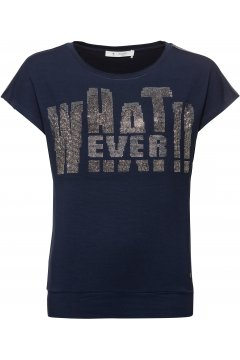 Camiseta MONARI Marino Whatever 404506