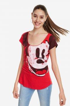 Camiseta DESIGUAL Mickey 19SWTKCZ