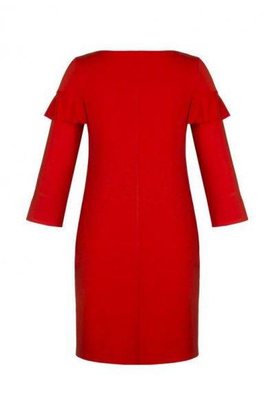 Vestido RINASCIMENTO Rojo Volante CFC0091373003