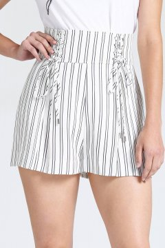 Shorts GUESS Rayas W92D79WBN80