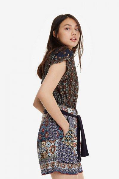 Shorts DESIGUAL Estampado Sasha 19SWPW16