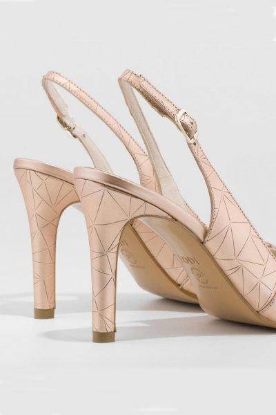 Zapato LODI Satinado