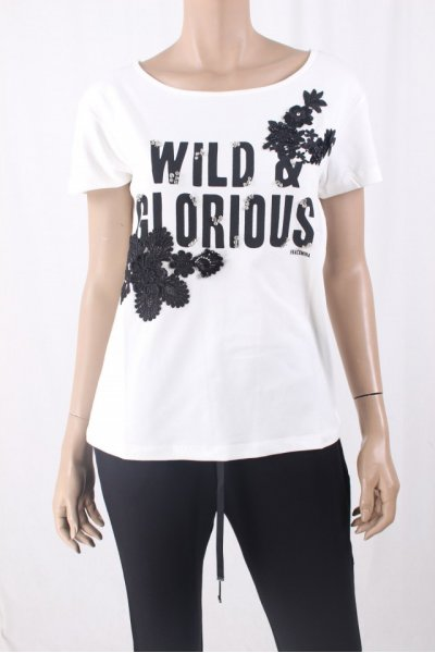 Camiseta FRACOMINA Glorious FR19SP300