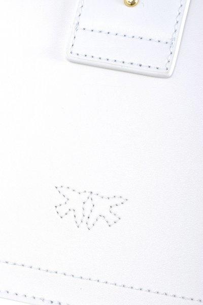 Bolso PINKO Love Bag Simply Blanco 1P21AYY5EUI0900001