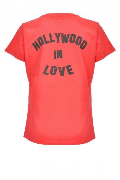 Camiseta PINKO Killer Love 1G13YDY5BD