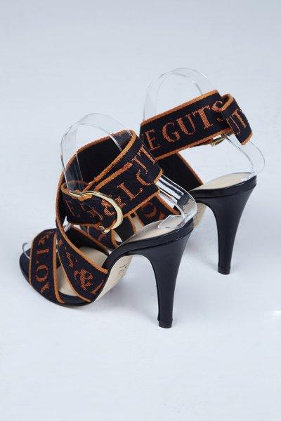 Sandalias GUTS & LOVE Orange Is The New Black High Heels Z-19-2-001