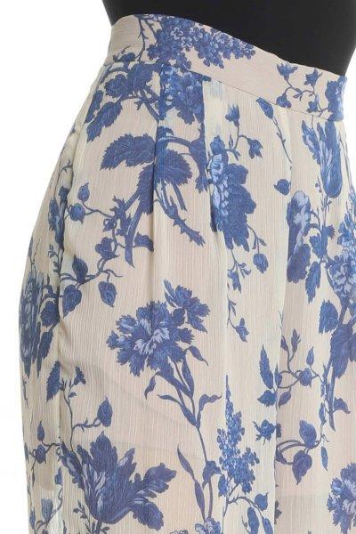 Pantalones SEMICOUTURE Estampado Floral Y9PS01