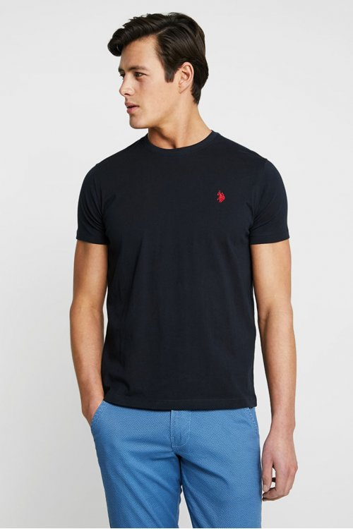 Camiseta US POLO ASSN Básica Logo Marino 51320 49351 179