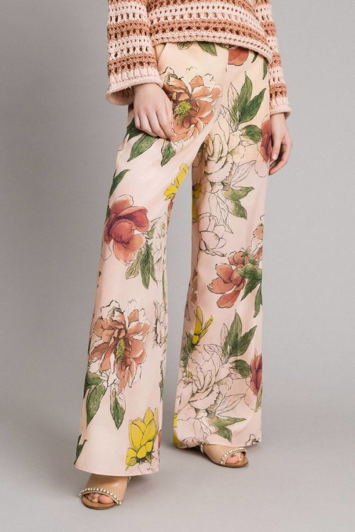 Pantalón TWINSET Estampado 191MT2212