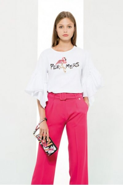 Camiseta FRACOMINA Flamenco fr19sm032