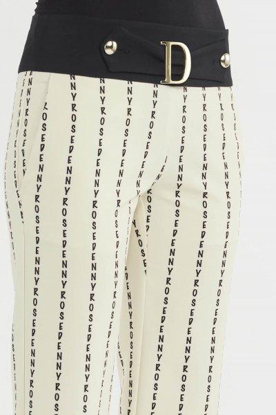 Pantalón DENNY ROSE Estampado Letras Logo 911DD20008