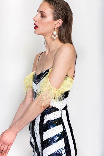 Vestido LA CONDESA Micaela Pisciray