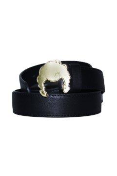 Cinturón DOLORES PROMESAS Negra Hebilla 107967