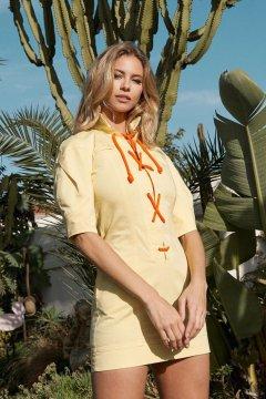 dbc3f5c984 Vestido GUTS   LOVE Vainilla Love V-19-0-008