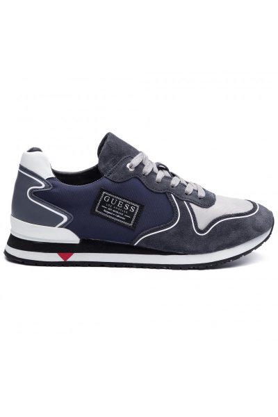 Sneakers GUESS New Glory Navy FM7NGL SUE12