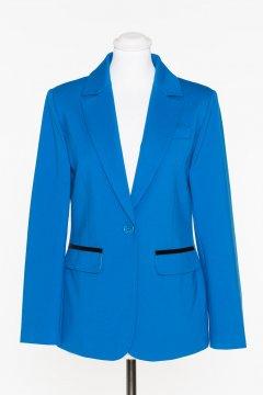 Blazer TWINSET Punto Japanese Blue 192MP2171