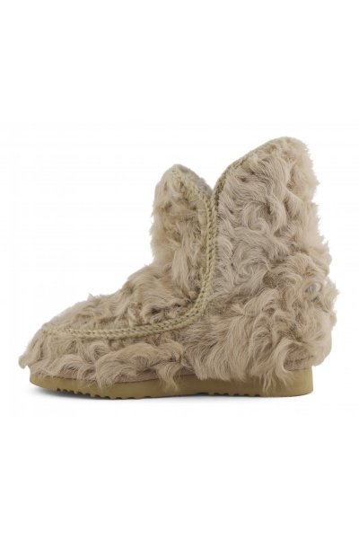 Bota MOU Inner Wedge All Fur Chekiang MU.IWSHOALLFUR CAM