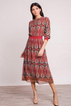 Vestido ALBA CONDE Estampado Multicolor 5410-104-81