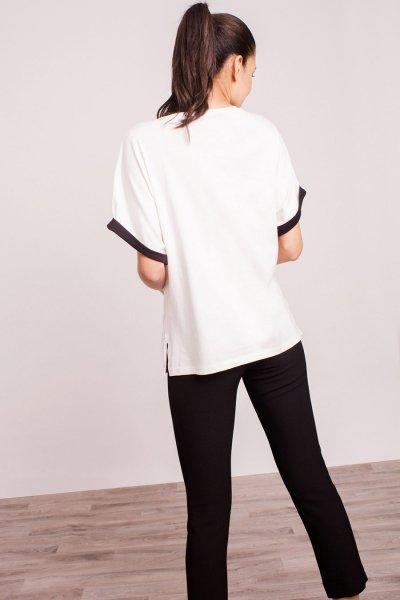 Camiseta ALBA CONDE Eyelets 5800-200-11