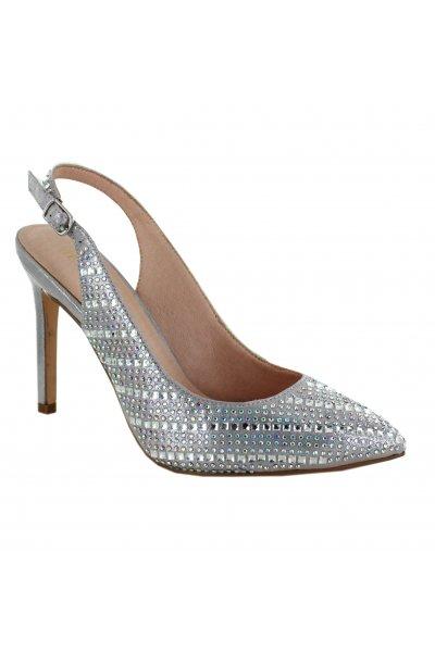 Zapato MENBUR Tomaini Plata 020900