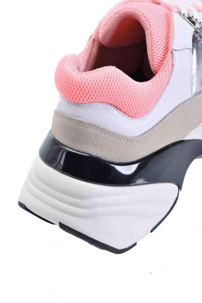 Deportivas PINKO Shoes To Rock De Ante y Piel Laminada 1H20NZY5MK