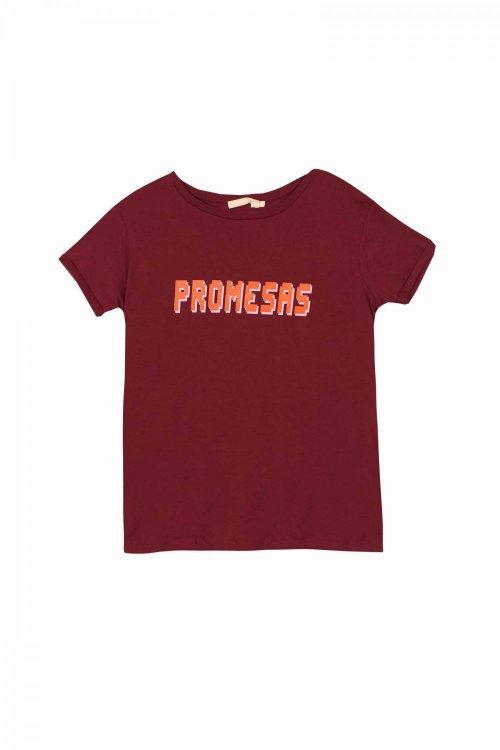 Camiseta DOLORES PROMESAS Promesas Pixels 108116