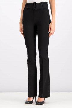 Pantalones GUESS Negro Con Cinturón 94G102 6375Z
