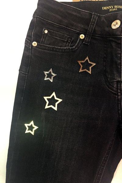 Jeans DENNY ROSE Aplicaciones Estrellas 921ND26012
