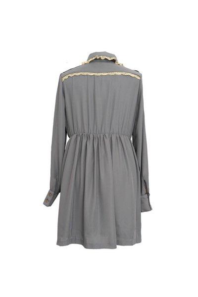 Vestido EL ARMARIO DE LULU Salvia 92205