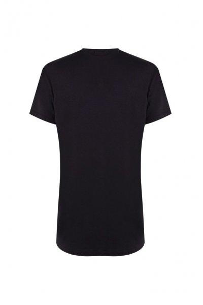 Camiseta LA CONDESA Besitos Negra