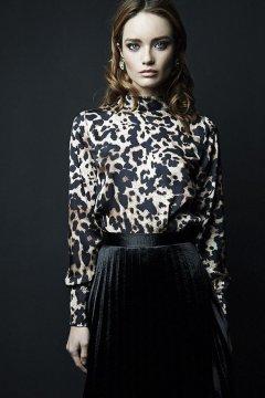 Camisa IMILOA Animal Print Adrienne IPE-M22