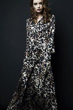 Vestido IMILOA Animal Print IPE-M26