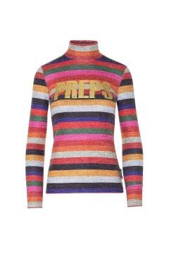 Polo HIGHLY PREPPY Rayas Multicolor Cuello Alto 9716