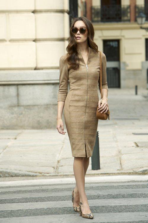 Vestido ARGGIDO Cremallera 43122