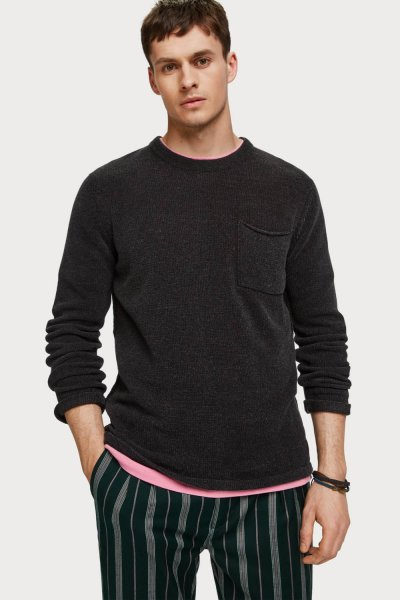 Jersey SCOTCH & SODA De Chenilla 152374