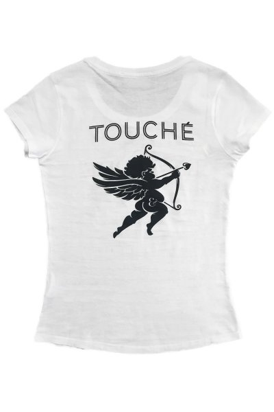 Camiseta GUTS & LOVE En Garde! C-19-1-013