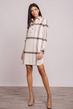 Vestido ALBA CONDE Cuadros 5417-152-13