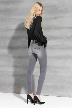 Jeans FRACOMINA Gris FR19FPJKATY2
