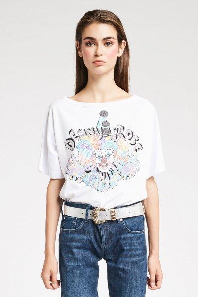 Camiseta DENNY ROSE Circus 921DD60003