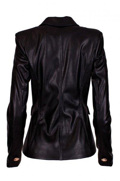 Blazer SAHOCO Negra Polipiel SH1903129N